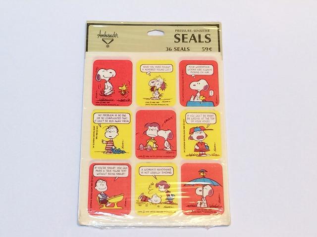 Snoopy Hallmark Usa Vintage