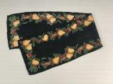 クリスマス柄 スカーフ 長方形 USA vintage ヴィンテージ