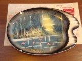 ビンテージ アンティーク 灰皿 スーベニアアシュトレイ フロリダ(USA FLORIDA vintage Antique ashtray)